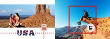 Fotokniha Dovolenka v Spojených štátoch, 30x20 cm