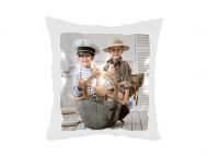 Dekorační polštář soft, polyester, Tvoj projekt, 38x38 cm