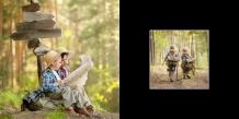 Fotokniha Tvoj kontrastný návrh, 20x20 cm