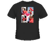 Tričko pánska, Láska