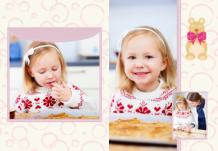 Fotokniha Malá princezná, 20x30 cm